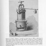 Papin Kochers: die erste Dampfdruckkochtopf