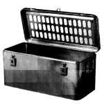 rigid sterilizer container