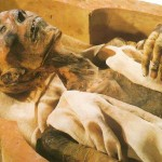 Mummy preserved with ancient knowledge of germicides