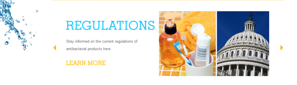 Useful information on antimicrobial cleaning agents