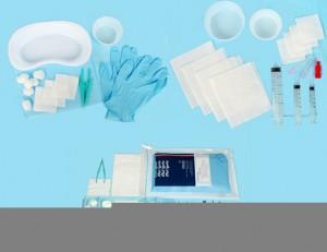 Stériles options de kit