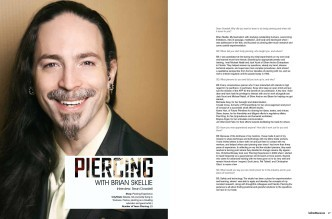 InkSpired Magazine interviewed Brian Skellie