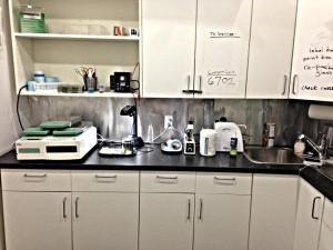 statim sterilizer anodizer jewelry processing area 1