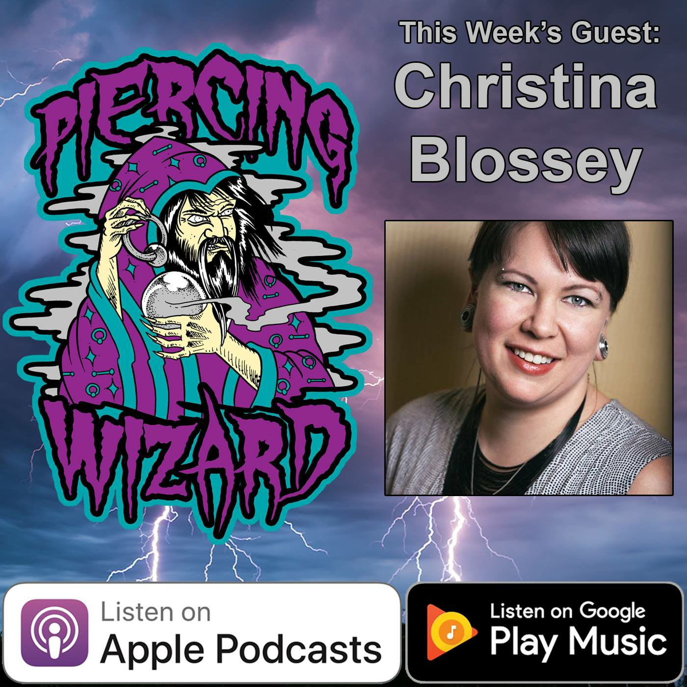 Christina Blossey interviewed by Ryan Ouellette
